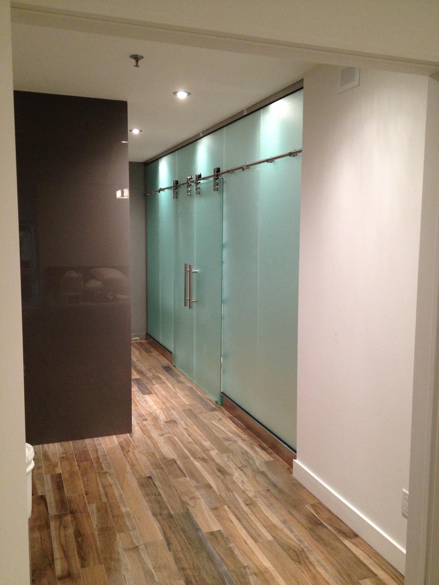 Home Office Sliding Glass Room Dividers Inspirational Gallery: Residential Glass Room Dividers